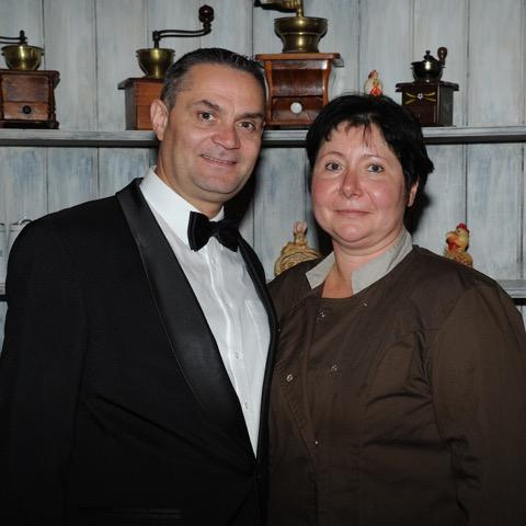 Steve en Nathalie